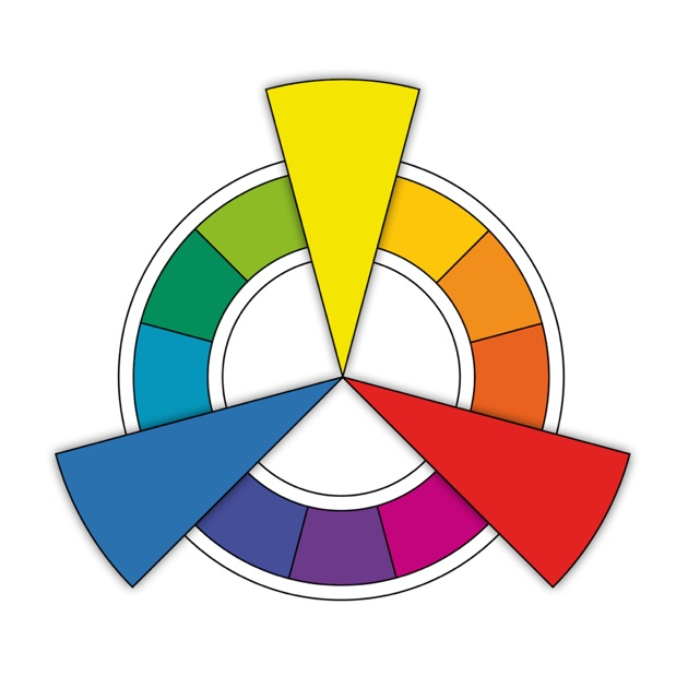 Color Wheel Basic Color Schemes On The App Store