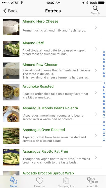 Alkaline Diet Recipes screenshot-1