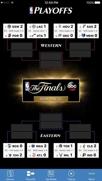 NBA screenshot-0