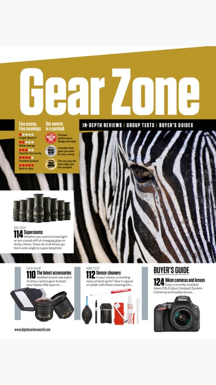 N-Photo: the Nikon photography magazine screenshot-4
