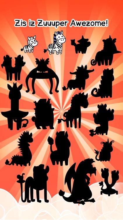 Zebra Evolution | Mutant Zebra Clicker Game screenshot-4