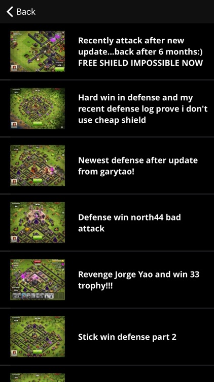 Gems Guide for Clash of Clans. screenshot-4