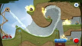 Скриншот Sprinkle: Water splashing fire fighting fun!
