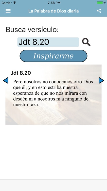 La Palabra de Dios diaria Biblia de Jerusalén screenshot-4