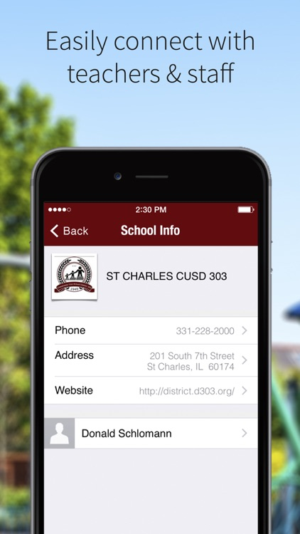 St. Charles CUSD 303 screenshot-1