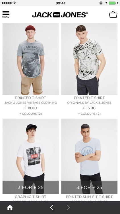 Jack & Jones - Mens Fashion