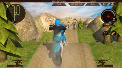 ダートバイクレーシング:トライアルエクストリームモトライダーのおすすめ画像5