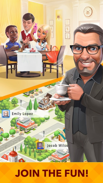 My Cafe: Recipes & Stories - World Restaurant Game screenshot-4