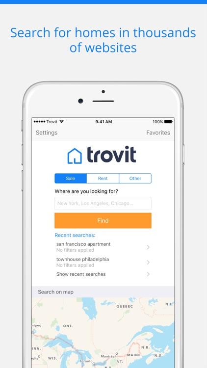 Homes for sale and for rent - Trovit Real Estate