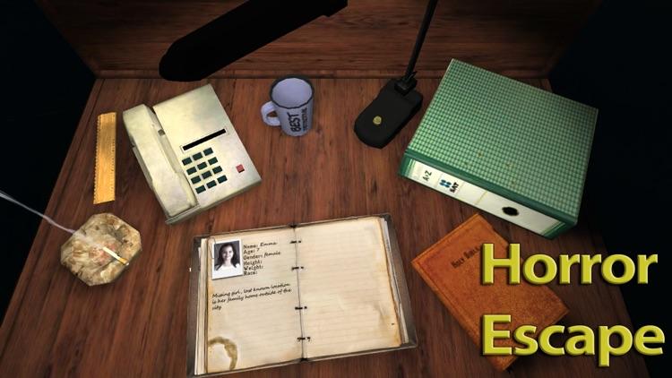 Horror escape 3D DetectiveLite
