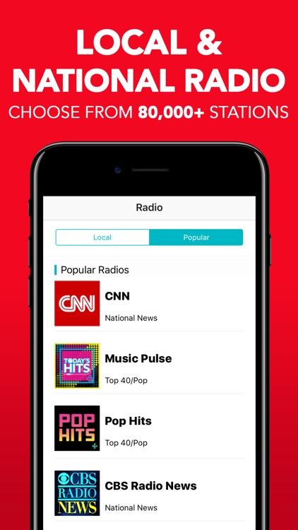 News Break - Local & World Breaking News & Radio