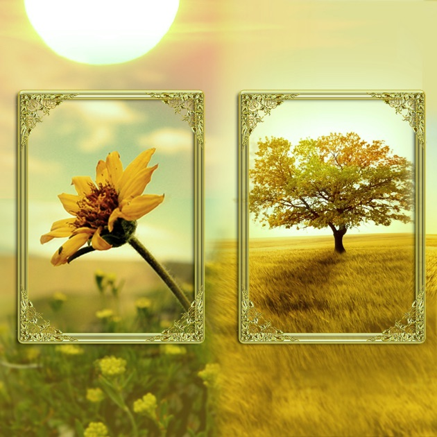 Beauty In Frame: Beautiful Nature Photo Frame On The App Store