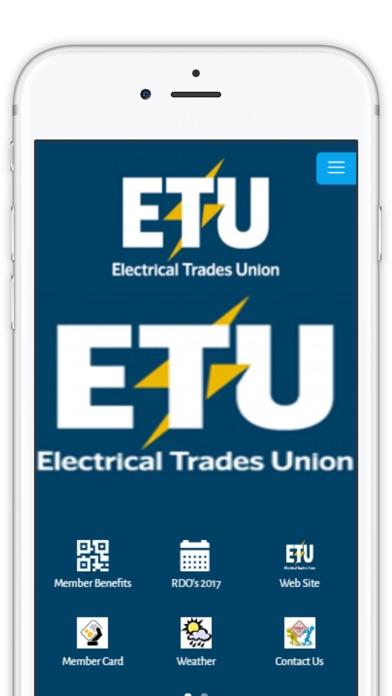 ETU-VIC screenshot one