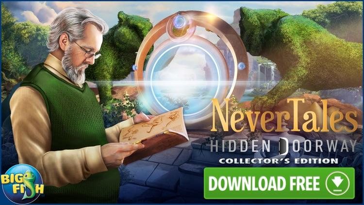 Nevertales: Hidden Doorway Collector's Edition screenshot-4
