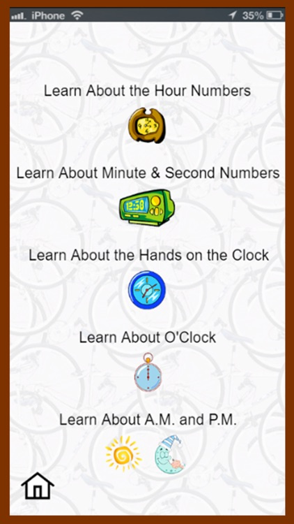 Learn To Tell Time For Kids screenshot-1