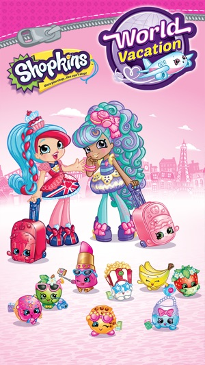 Shopkins World Vacation On The App Store