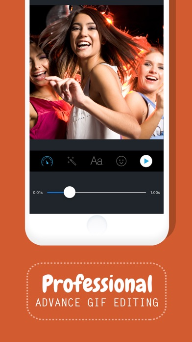 Screenshot #3 for GIF - Live Photos to Gif Maker & Video Maker