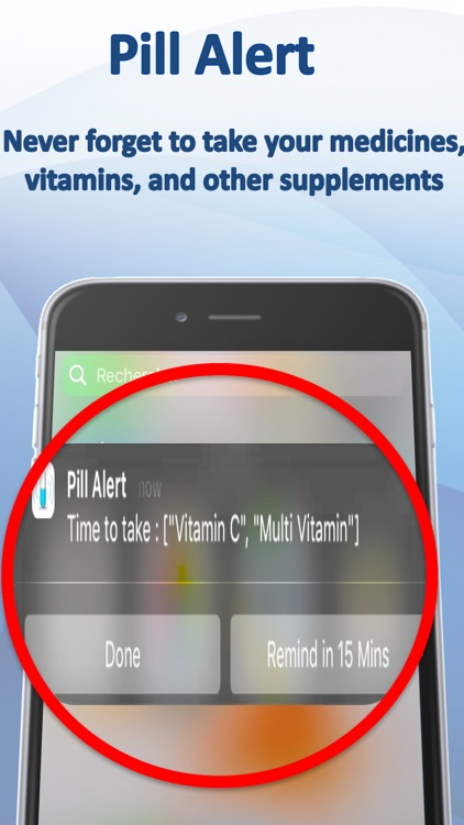 Pill Alert - Medicine Reminder screenshot-0