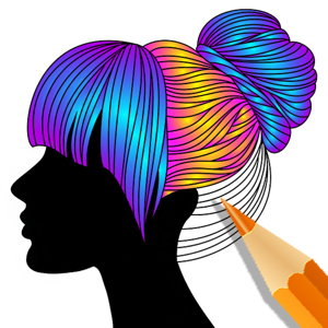 Color Therapy Adult Coloring Book for Adults Books app