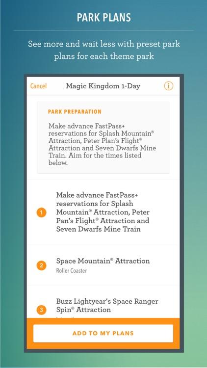 Disney World Maps & Wait Times