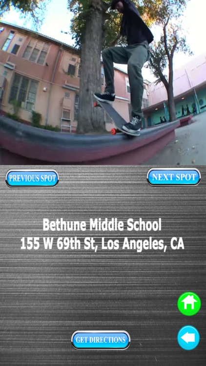 So Cal Skate Spots screenshot-3