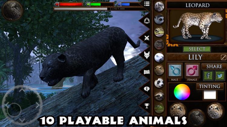 Ultimate Jungle Simulator screenshot-3