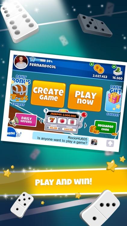 Dominoes by Playspace screenshot-4