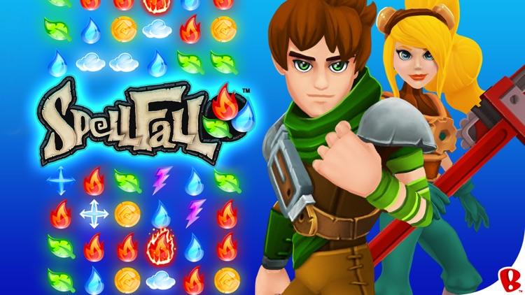 Spellfall™ - Puzzle Adventure screenshot-4