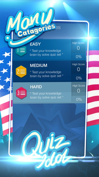 "Question Quiz Puzzle Game Pro ""for American Idol """