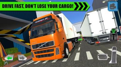 Truck Driver: Depot Parking Simulator Screenshot 4