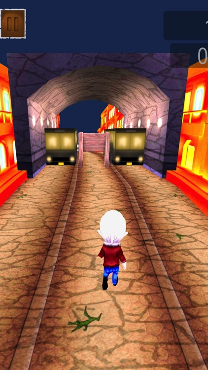 Subway Kid Gold Run screenshot-4