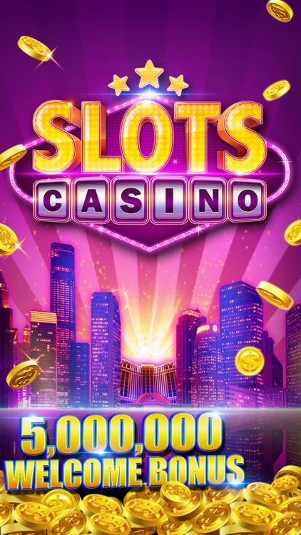 Slots Casino - Vegas Fortune King screenshot-0