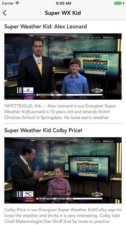 NWA Weather Authority screenshot-4