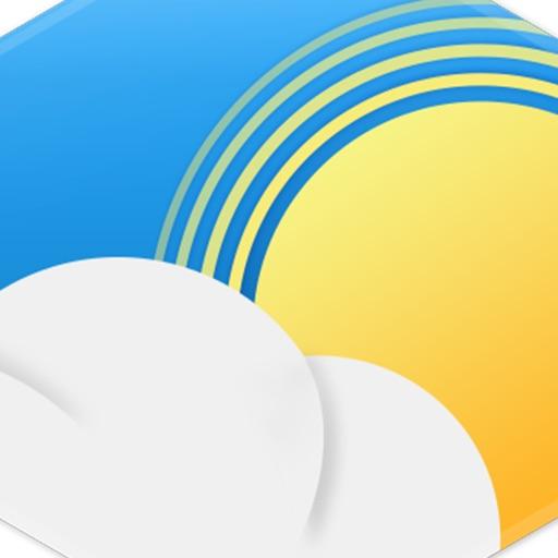 Amber Weather-Fancy Weather Widgets Forecast AQI