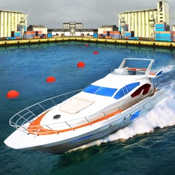 Boat Parking Simulator- Cruise Ship & sailing game