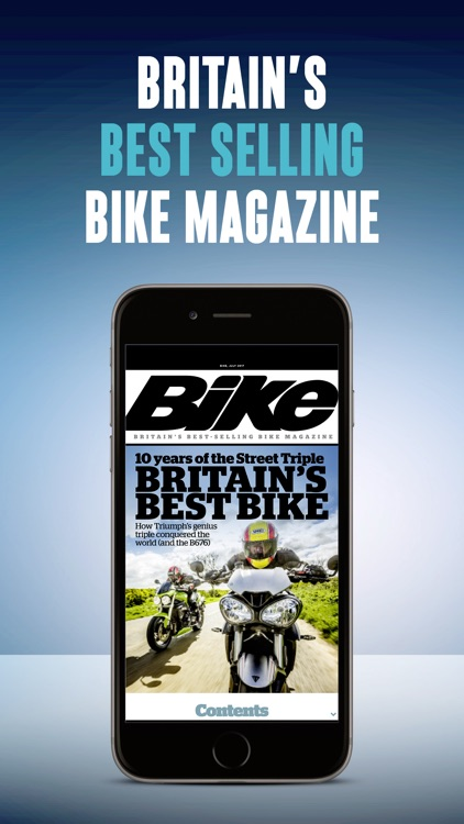 Bike – Britain's Best-Selling Motorcycle Magazine