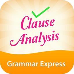 Grammar Express: Clause Analysis Lite