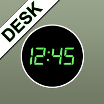 iDigital Desk Clock - Clean, Clear To the Point