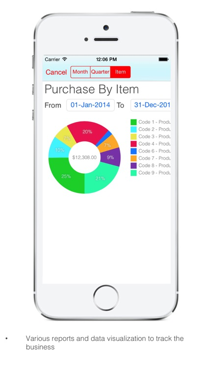 Inventory Tracker Pro For Small Business screenshot-4