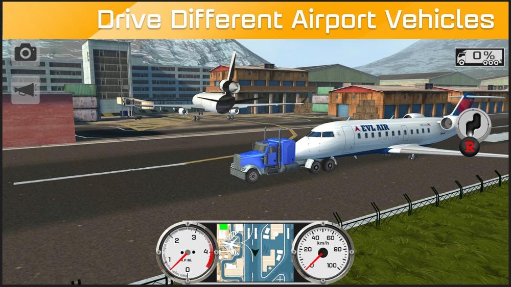 Airport Vehicle Simulator Cheat Codes