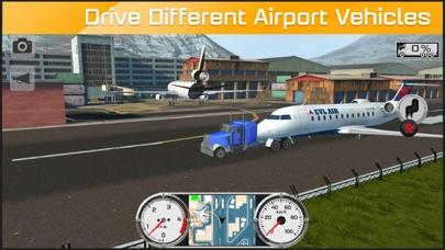 Airport Vehicle Simulatorのおすすめ画像1