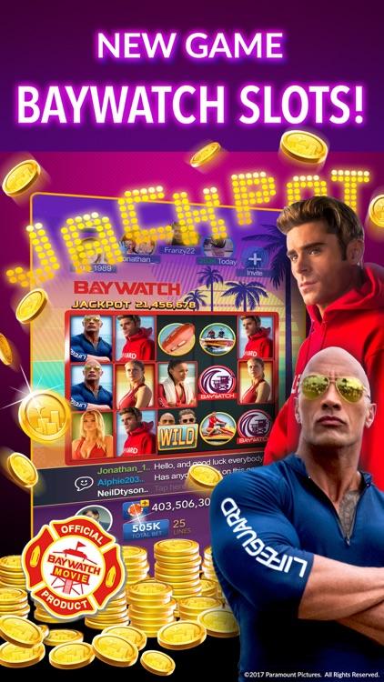 Jackpot Magic Slots™: Vegas Casino & Slot Machines screenshot-0