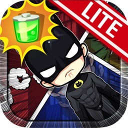 Tapping Superheroes Jump Kids Games