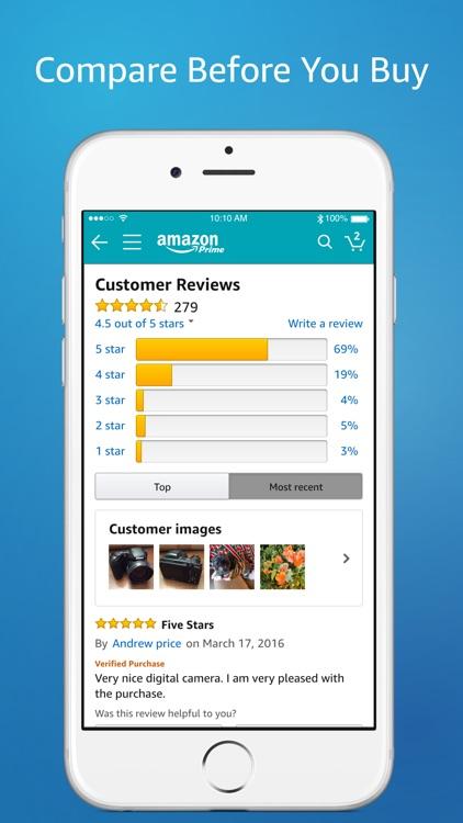Amazon – Shopping made easy screenshot-3