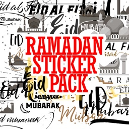 Eid Mubarak - Sticker Pack