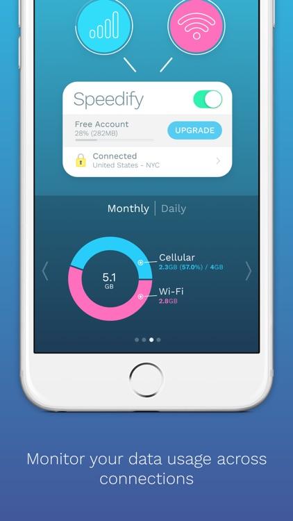 Speedify VPN screenshot-3