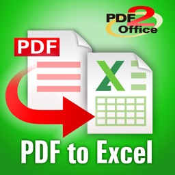 PDF to Excel by PDF2Office - the PDF Converter