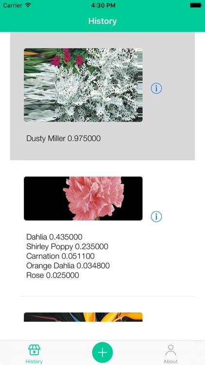 WhatFlower - Flower Type Identification screenshot-3
