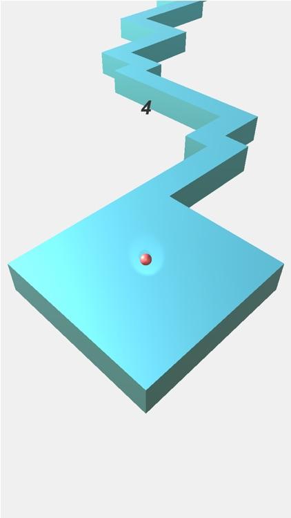 Zig Zag Balls - Tap Left Tap Right screenshot-3