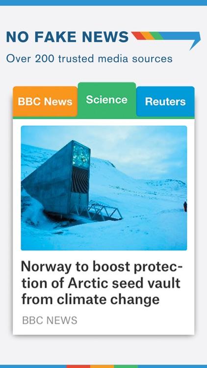 Smart News - Breaking US & World News in 1 Minute